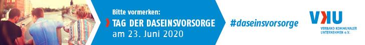 Daseinsvorsorge Kampagne - Verband kommunaler Unternehmen e.V.