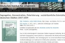 Difu-Studie: Die soziale Spaltung in deutschen Großstädten nimmt zu