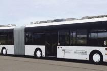 Der längste Bus der Welt